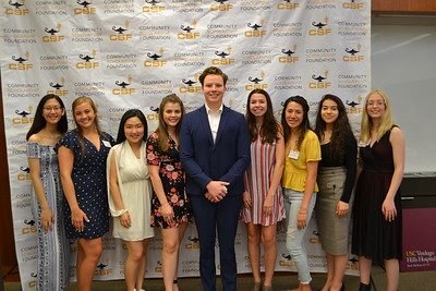 CSF Hosts Scholarship Awards Luncheon