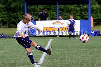 2010 Boys JV Soccer / Lexington