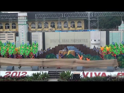 Videos: Sinulog 2012 winning performances