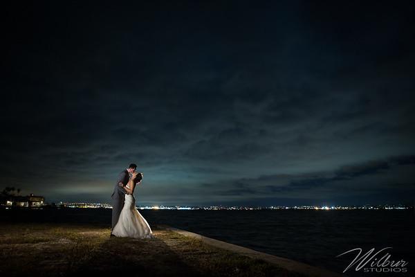 Hefner Wedding