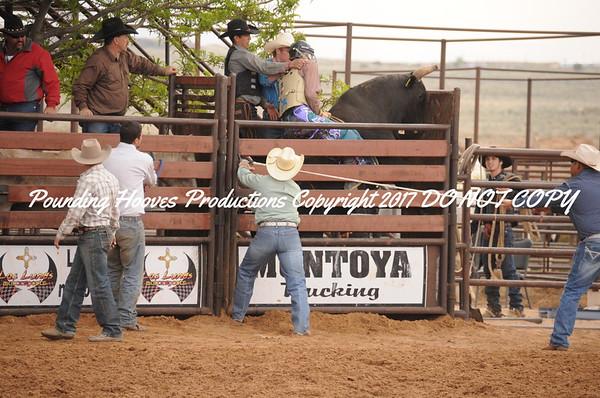 Saddle Broncs Third Section