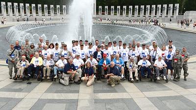 F09 - The WWII-Korean-Vietnam Memorials