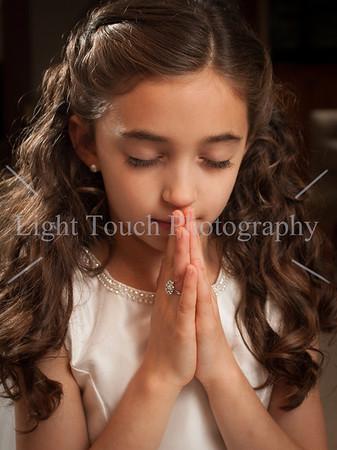 Denise Pierce Holy Communion May 2014
