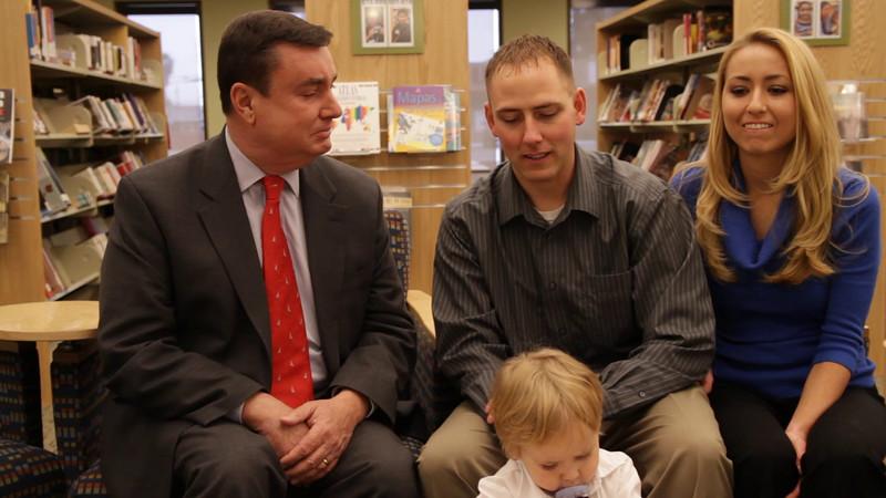 Interview: CA Senator Joel Anderson - Reed, Vanessa and Liam Houck