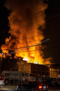New Haven County Fires