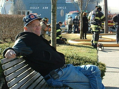 Bergenfield, NJ Firefighter Edward J. Kneisler, Jr