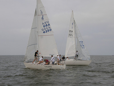 J-24 June 2010 Regatta