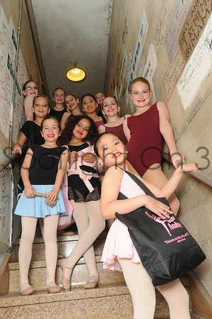 Dance Recital - Backstage Candid Shots - May 20, 2011