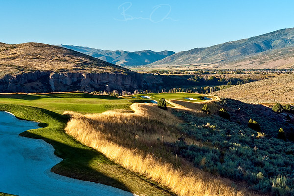Victory Ranch Golf Photography