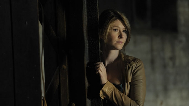 """. ewel Staite of Firefly in episode 202, \""""Mild Mannered.\"""" SyFy"""