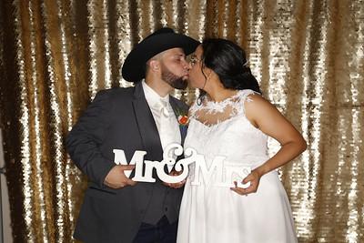 Amiee and Erik Wedding