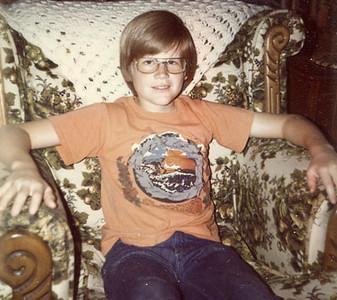 John at fifteen