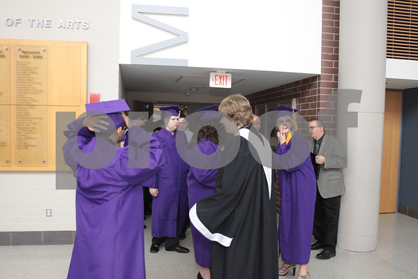 2011 RTHS GRADUATION - THE WAITING