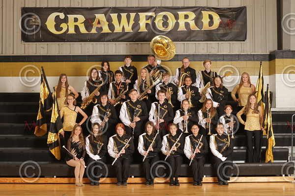 Crawford Band 2021