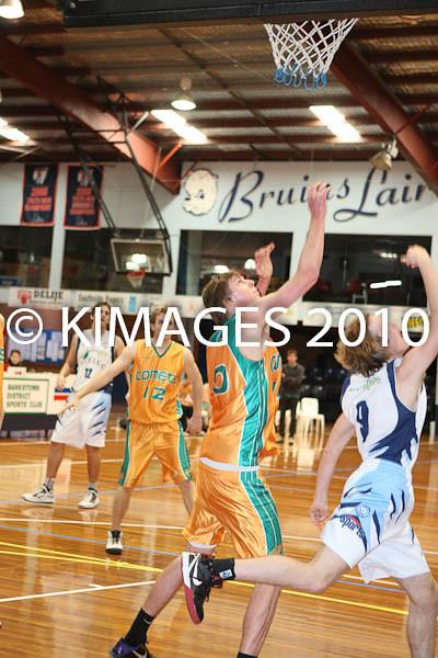 Bankstown Vs Comets 10-7-10