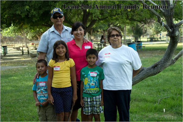 Leon Family Reunion