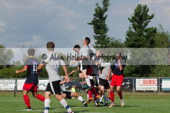 Men's Varsity Soccer - Mason at Williamston