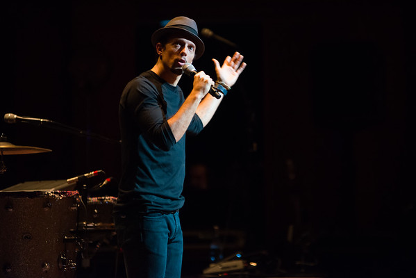 Jason Mraz at Benaroya Hall