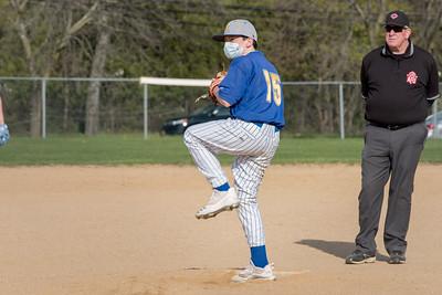 Latin School Baseball - 2021