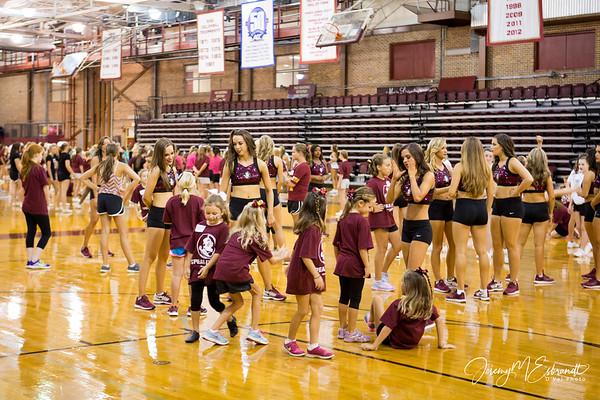 Challenger K8 - FSU Cheer Camp 09-06-14