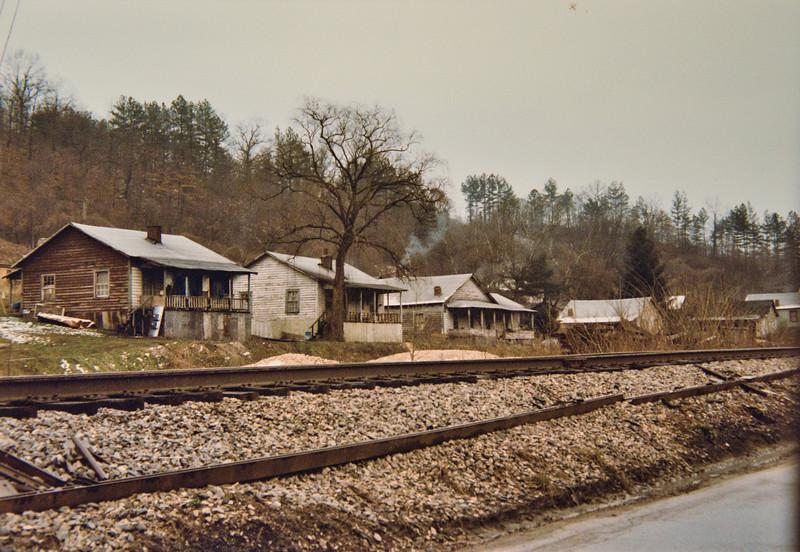 Former Mining Camp