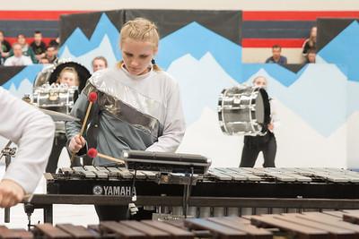 Susquehannock Gold Percussion
