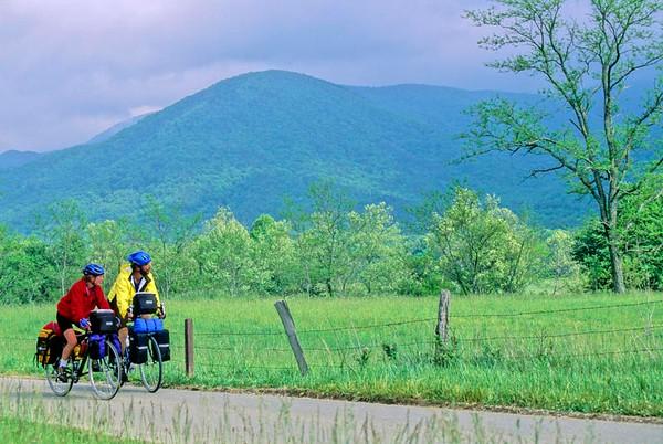 Great Smoky Mountain National Park - 2 Tourers