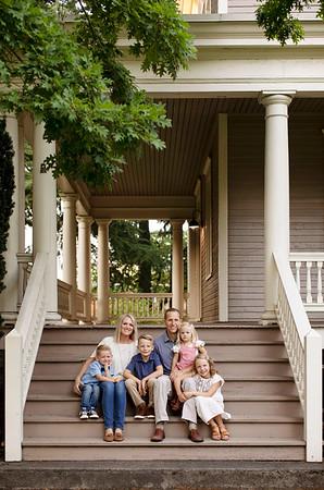 Quigley Family 2020