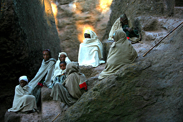 Ethiopia, The African Holy Land