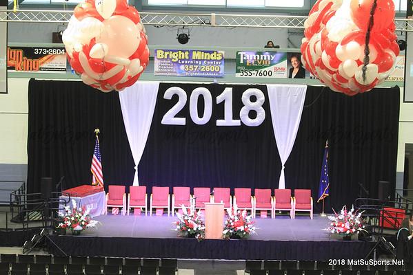 Wasilla Graduation 5-10-2018