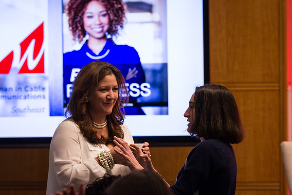 Photo's of Cox Women's ERG and WICT Southeast: Qualities of an Effective Communicator