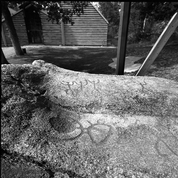 Tanum Bronze Age rock carvings