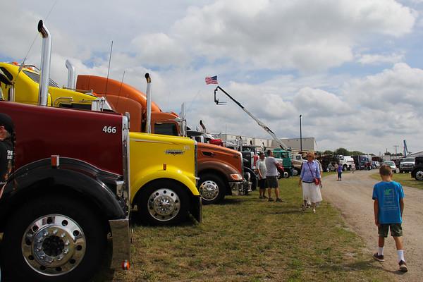 Blessing of the Trucks 2016