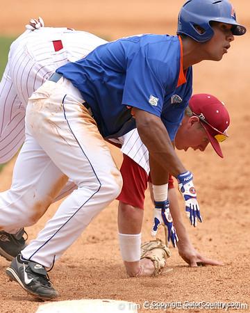 SEC Baseball Tournament: Gators vs. South Carolina, May 22, 2008
