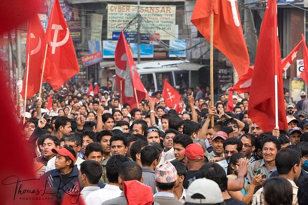 Nepalese Political Scenarios (2001-2011)
