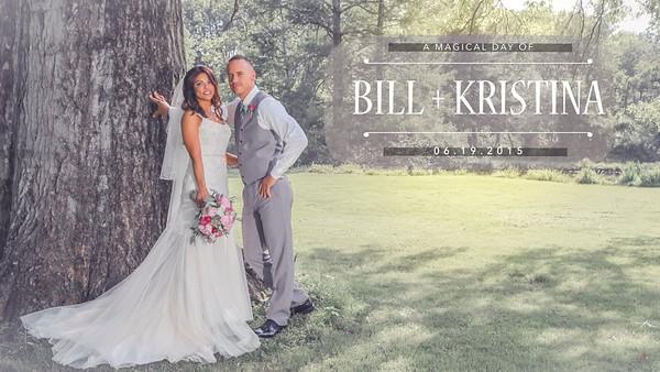 Bill + Kristina