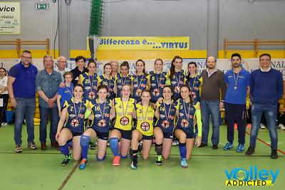 CO-u18f Finali Campione Territoriale: Premiazioni