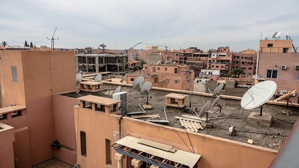 The Medina (Marrakesh)