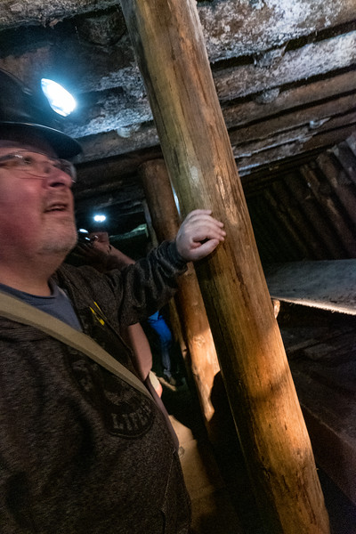 Listening to miner tales from the past