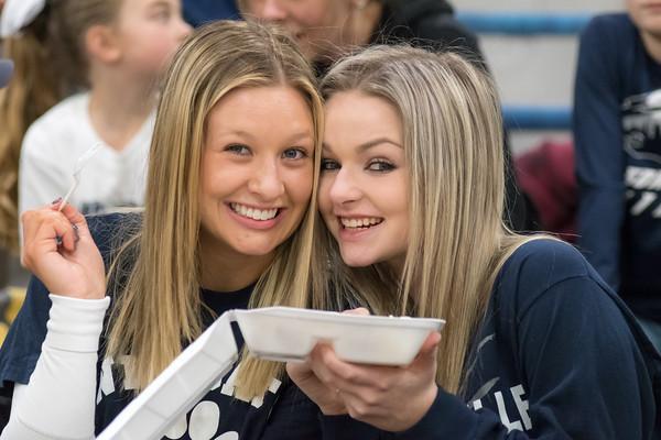 2019 Boys Varsity Basketball Playoffs vs. Crescent Valley