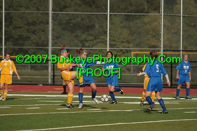 20071010_Bay Village vs Avon - Girls JV Soccer