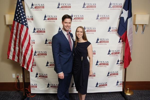 Texas Faith Family and Freedom Gala 2019