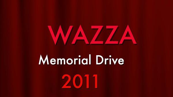 Wazza Memorial Drive 2011