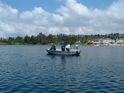 2005 - April (Youth Fishing Trip)