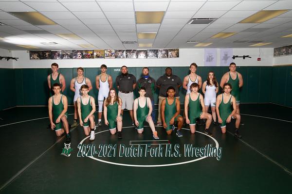 2020-2021 Wrestling HS