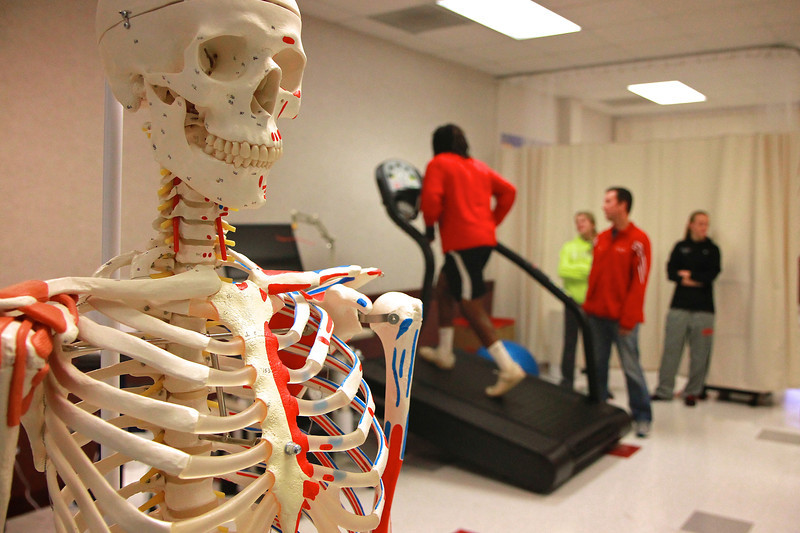 Human Performance Lab; Fall 2013.
