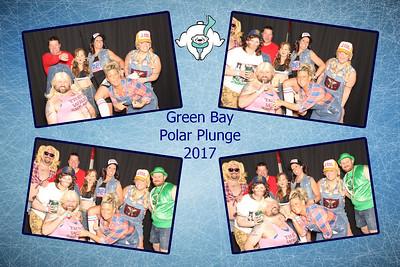 Green Bay Polar Plunge 2017