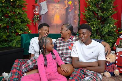 Lacie Family Christmas 2020