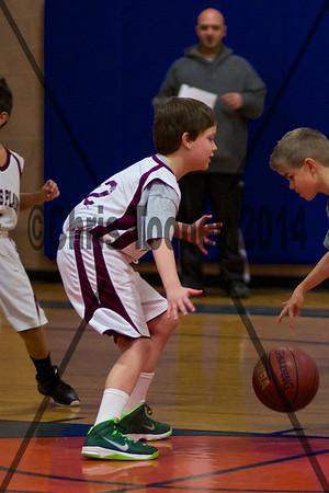 Morris Plains Basketball 012614