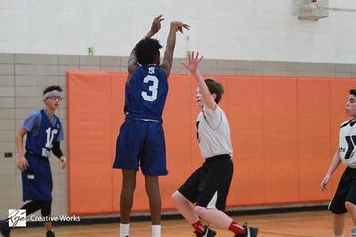 01/14/17  - Newark YMCA U14 (Travel Team) Game 3